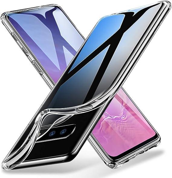Sottile e Trasparente Compatibile con Samsung S10e Custodia Morbida in Silicone Flessibile Gelatina Trasparente ESR Cover per Samsung Galaxy S10e,Custodia Essential Zero in TPU Morbido