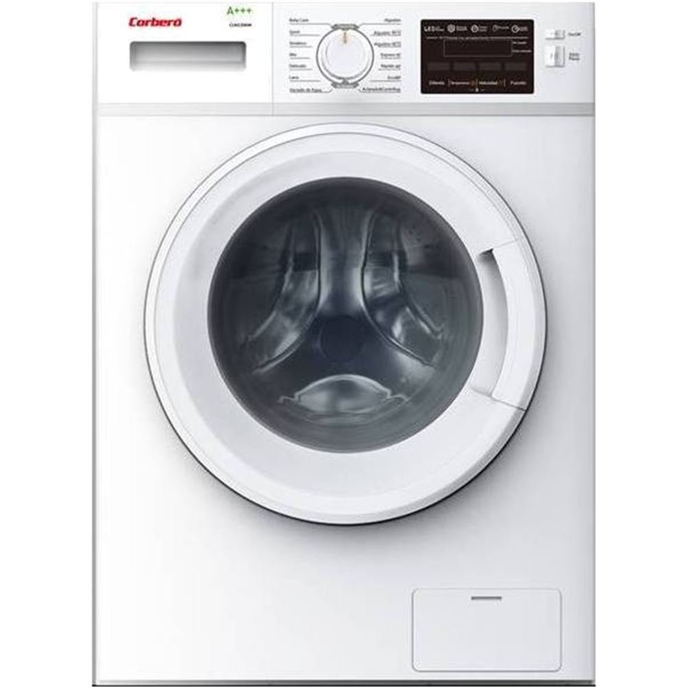 Corberó lavadora carga frontal clm1208w: Amazon.es: Hogar