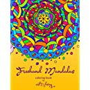 Freehand Mandalas: A Coloring Book