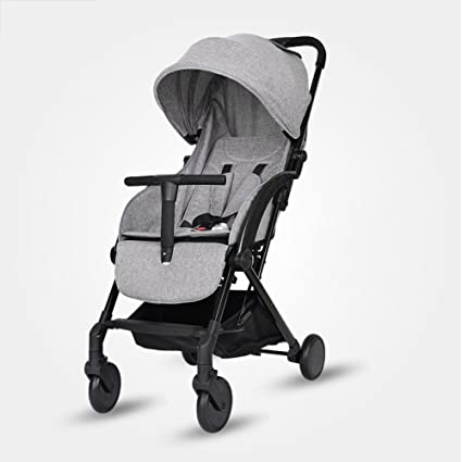 Amazon.com: LZTET Baby Stroller Ultra-Light Portable Folding ...