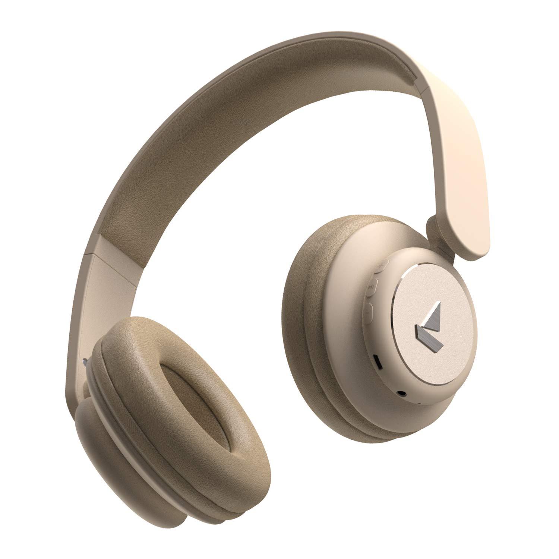 boAt Rockerz 450 Bluetooth On-Ear Headphone with Mic