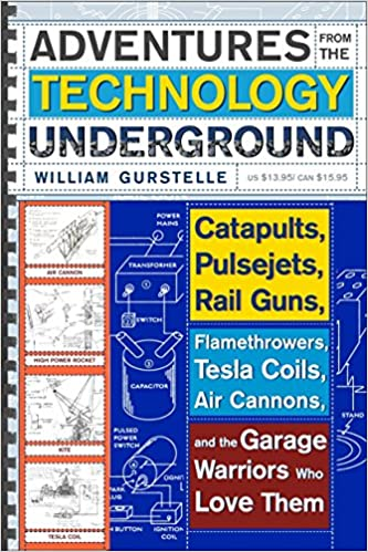 Adventures From The Technology Underground Catapults Pulsejets