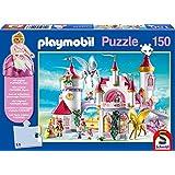 SCHMIDT Princesses Castle Playmobil Jigsaw Puzzle, 150-Piece