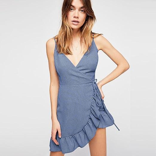 Amazon.com: Scaling vestido de mujer, de mujer de verano ...