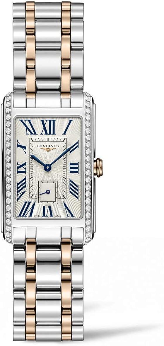 Longines Dolcevita Ladies Swiss Reloj Elegante l5.512.5.79.7