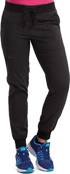 Amazon.com: Med Couture Touch - Pantalones de yoga para ...