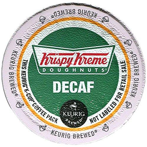 Krispy Kreme Donuts Keurig Decaf House K-Cups 24Ct