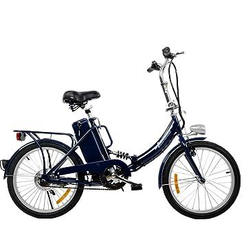 tooco eléctrico bicicleta plegable para 20 (51 cm) para bicicleta eléctrica Ebike E