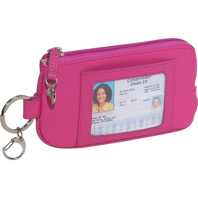 Amazon.com: Royce piel Chic teléfono ID Tarjeta de Crédito ...