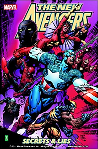 New Avengers Vol. 3: Secrets and Lies (The New Avengers)