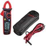 UNI-T UT210E Mini Digital Clamp Meter Handheld RMS AC/DC Resistance Capacitance Tester