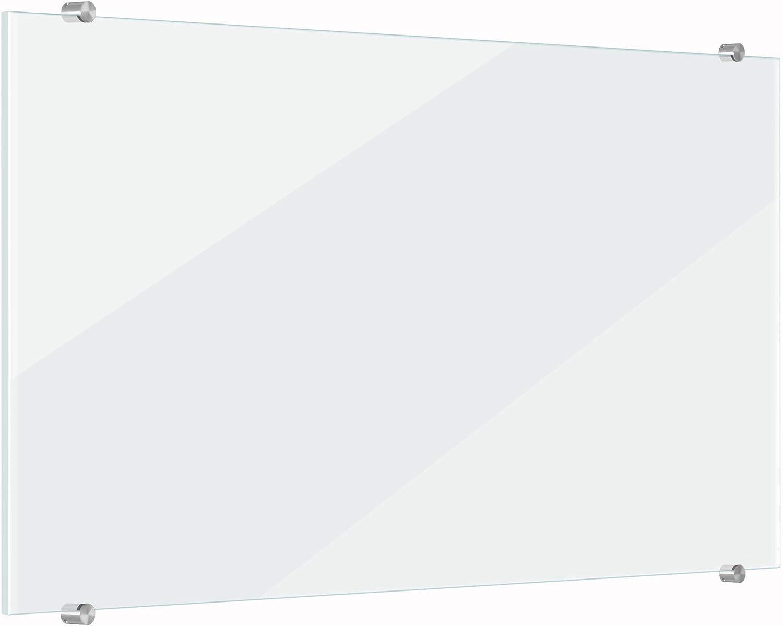 Bilderwelten Spritzschutz K/üche Glas transparent 40 x 60 cm Fliesenwand Panorama Glasscheibe