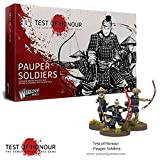 Test of Honour - The Samurai Miniatures Game - Pauper Soldiers
