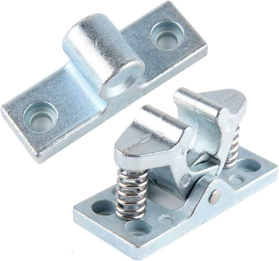 Door Retainer Catch Easy to Install Spring Door Stopper Stainless Steel Spring for Caravan Motorhomes and Boat Door Clip