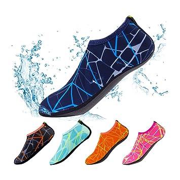 Calcetines de natación, de secado rápido, antideslizantes, para deportes al aire libre,