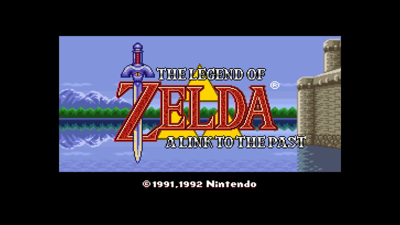 Amazon.com: The Legend of Zelda: A Link to the Past - Wii U ...