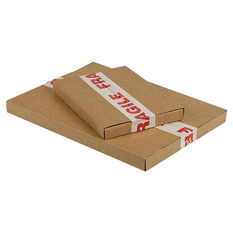 Royal Mail grande carta cajas de cartón, L, 1 Sample Box ...