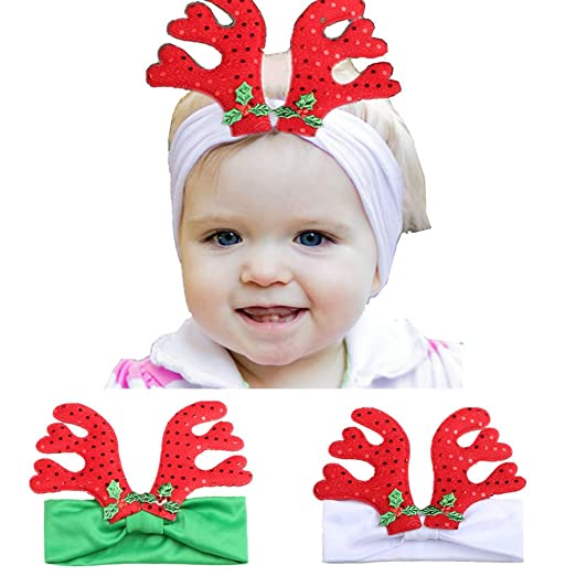 Christmas Headband For Baby Girl.Amazon Com Baby Toddler Kid Christmas Headband Dress Up