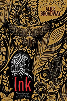 Ink by Alice Broadway science fiction and fantasy book and audiobook reviews