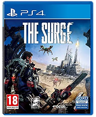 The Surge (PS4) UK IMPORT REGION FREE