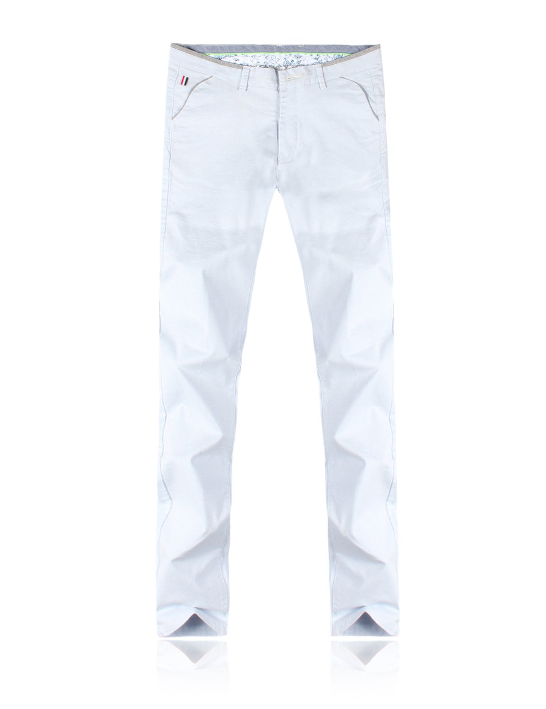 Demon&Hunter Men's Soft Cotton Elastic Chinos Pant DH8323-1(33)