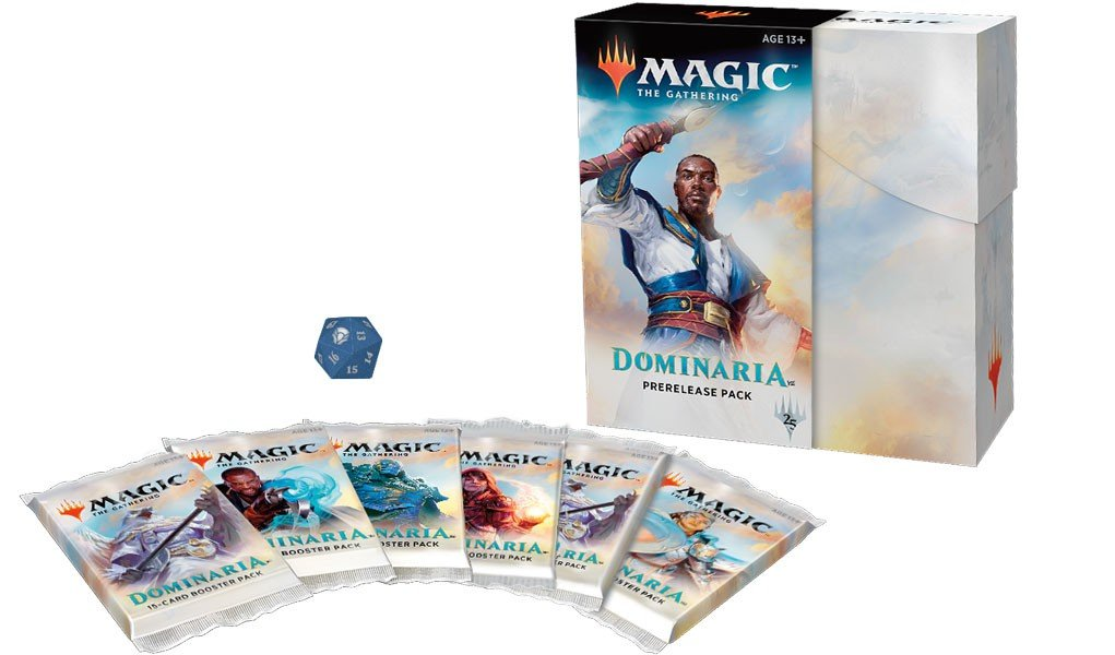 Magic the Gathering (MtG): DOMINARIA PRERELEASE PACK Wizards of the Coast