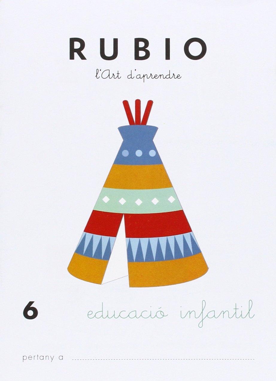 Rubio. Preescritura. EI 6: Amazon.es: Enrique Rubio Polo: Libros