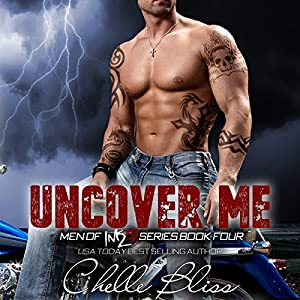 Uncover Me Audiobook