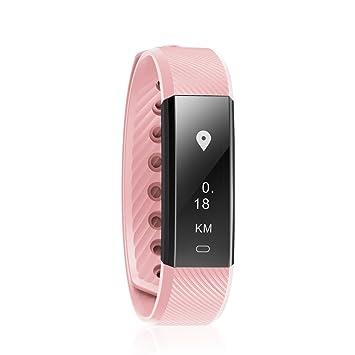 Diggro ID115 Smart Bracelet Bluetooth 4.0 Montre Connectée Sports Podomètre Moniteur Calories Sommeil Rappel d