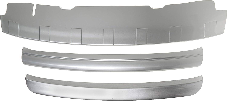 RGM RBP6805 ABS Rear Bumper Protector Silver