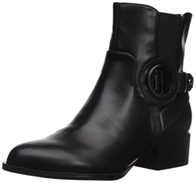 068718d5d200e Tommy Hilfiger Women s s Mavrick Ankle Boot  Amazon.co.uk  Shoes   Bags