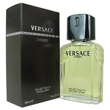 0406d8cb5 Versace L Homme Eau de toilette en vaporisateur 100 ml  Amazon.fr ...