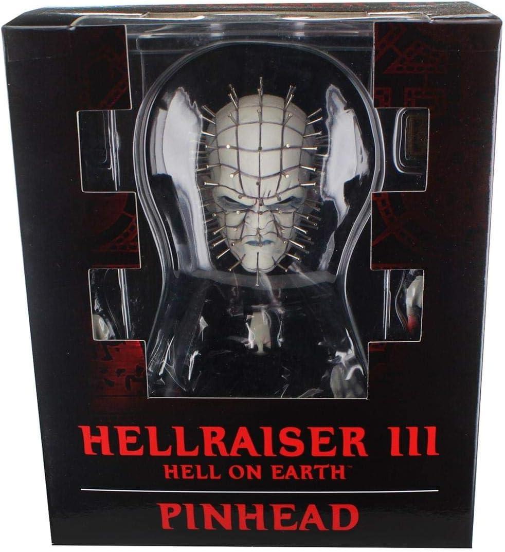 """MEZCO DELUXE STYLIZED PINHEAD 6/"""" INCH FIGURE HELLRAISER III"""