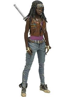193c9d3afc Walking Dead - michonnes Pet Walker Pack de 2 Figuras (Escala 1/6 ...