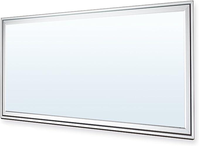 2x Ledvero 30x60 Panneau Ultraslim De Led 20w 1600lm 6000k Plafonnier Encastré Avec Clips De Montage Et Transformateur Emv2016 Blanc Froid