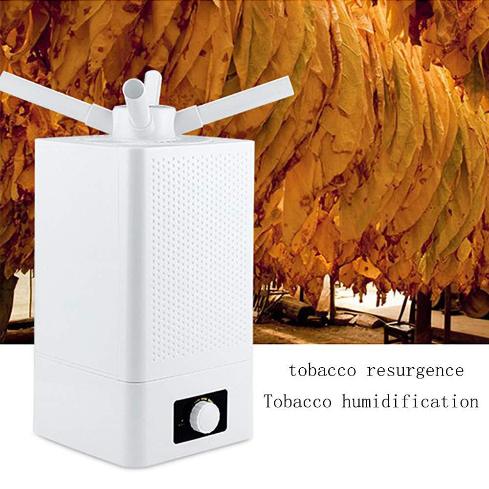 Humidificador De Ultrasonidos Industrial Comercial Humedad De Doble N/úCleo Humidificaci/óN De 360 Grados Ahorro De Energ/íA Bajo Consumo Humidificador Multiusos De Pie De Piso De 11 litros