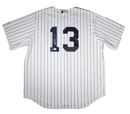 new concept 4d07b 710b5 Alex Rodriguez Autograph Signed New York Yankees Majestic ...
