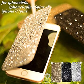 b2f5b8d4bf (iphone 6/iphone 6s, ゴールド)iPhone7 iPhone7plus iPhone6s iphone6s plus キラキラPC