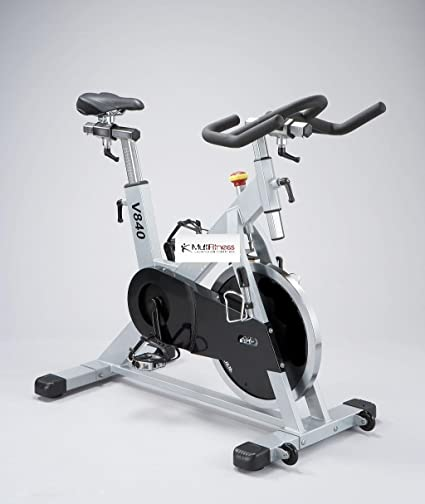 Grupo Contact- Bicicleta estática Ciclo Indoor Profesional, Bici spining.(exposición): Amazon.es: Deportes y aire libre