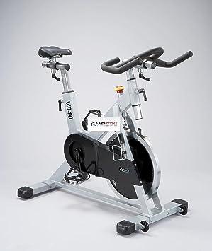 Grupo Contact bicicleta estática ciclo indoor profesional, bici spining.(exposición)