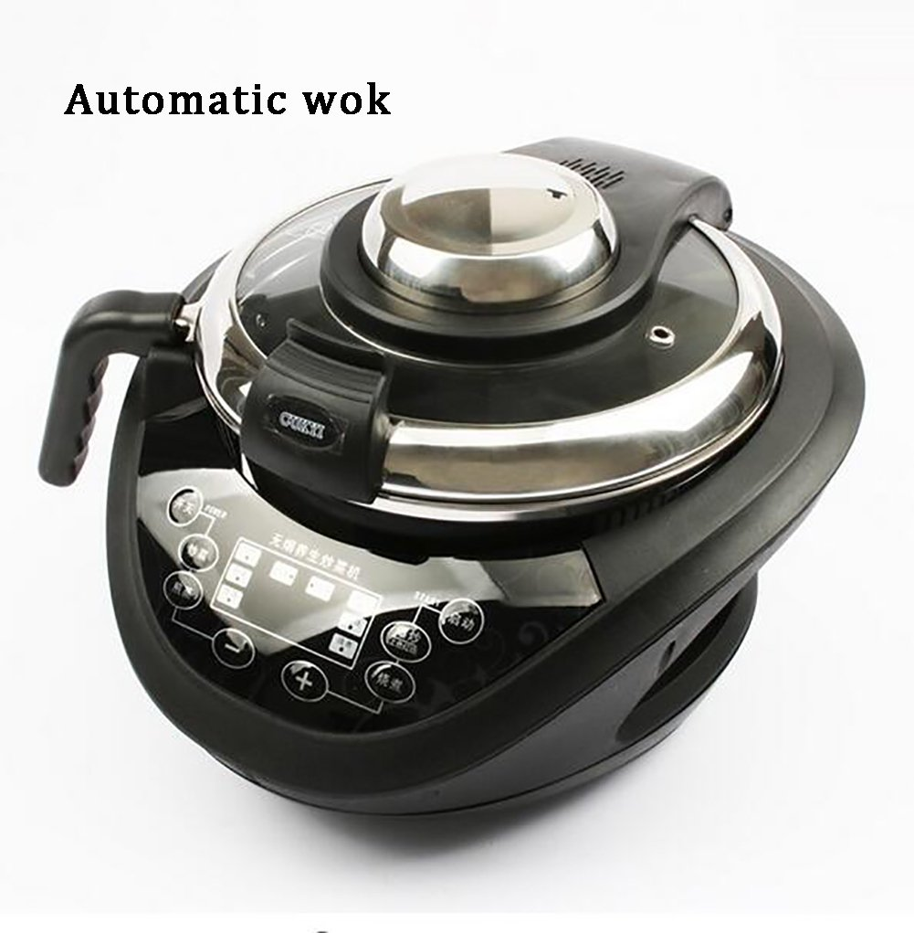 SHANGXIAN Automatic Intelligent Cooking Pot,Electric Woks,Smokeless
