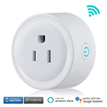 Review WiFi Smart Plug/Power Socket/Outlet