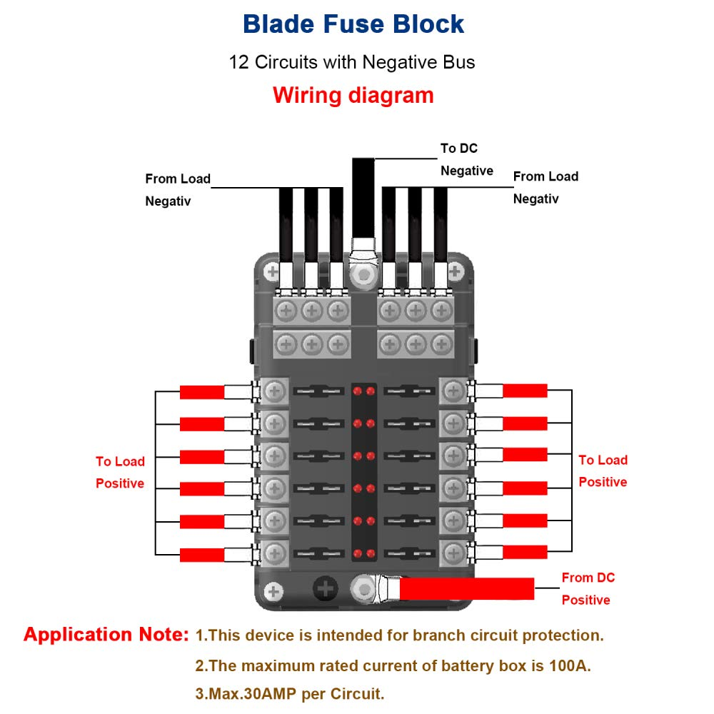 Blue Sea Fuse Block Wiring Diagram Vw Trike Box Diagrams On