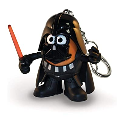PPWToys Star Wars Darth Vader Mr. Potato Head Key Chain