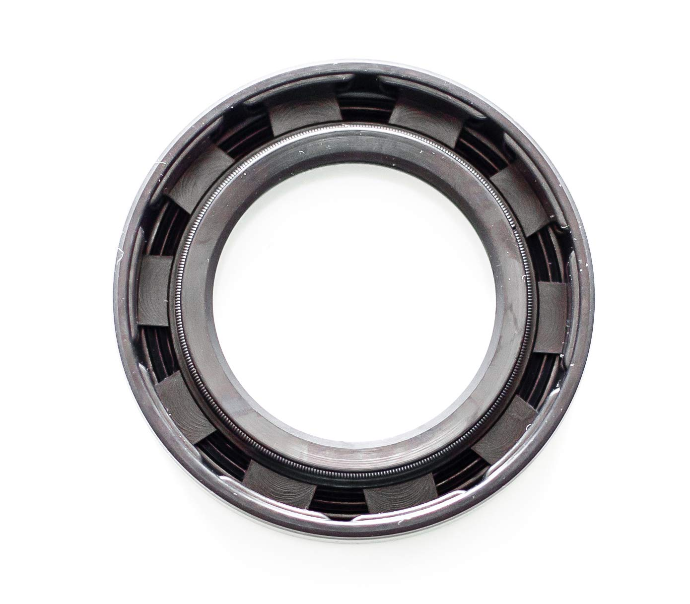 Oil Seal TC 32X52X10 Rubber Double Lip with Spring 32mmX52mmX10mm.