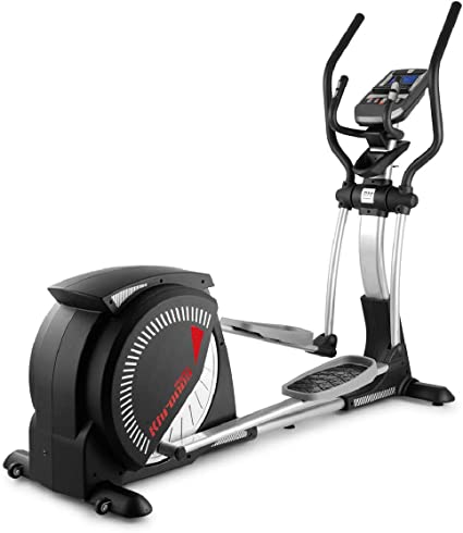 BH Fitness - Bicicleta elíptica i.Super khronos: Amazon.es ...
