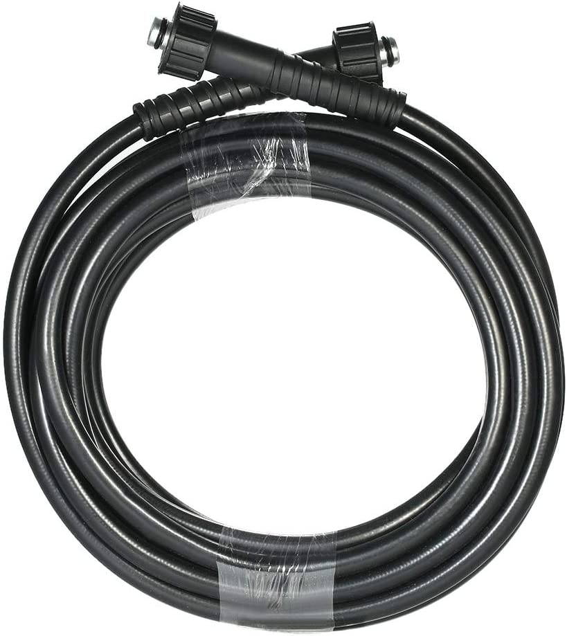 Click female coupling 8m Karcher K2 Pressure Washer EXTENSION HOSE Click male