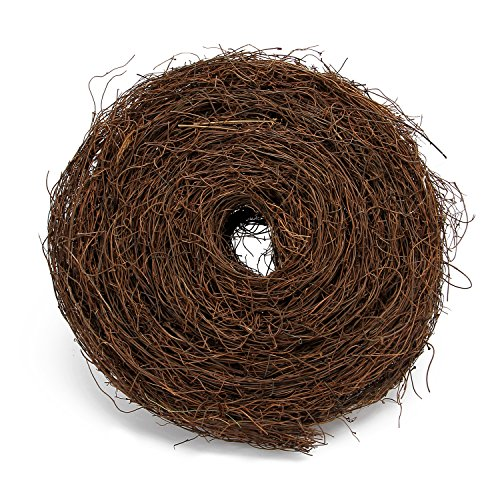 - MomokoPeng 1Pcs Grapevine Twig Garland 12 Feet Natural Twig Grapevine for Holiday and Home Decor for Holiday and Home Decor (Brown, 1)