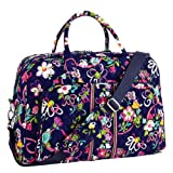 Vera Bradley New Weekender in Ribbons