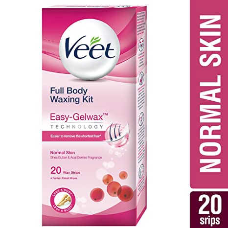 veet wax strips ica